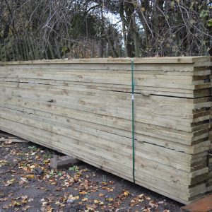 Edging Boards and Gravel Boards + Pegs