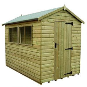 Shed's