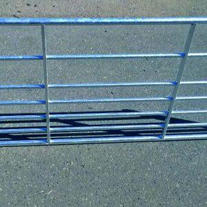 Galvanised Metal Farm Gates